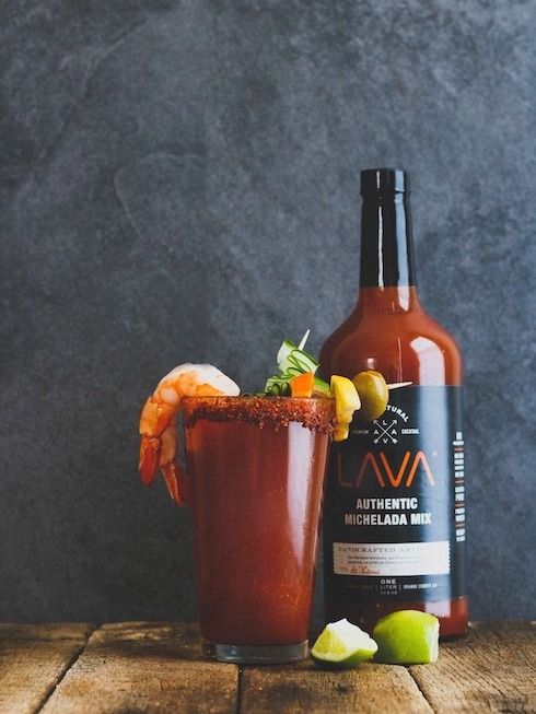 LAVA All Natural Best Michelada Recipe Mix