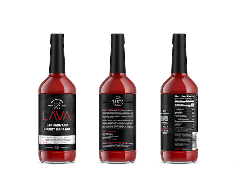 lava all natural bloody mary mix
