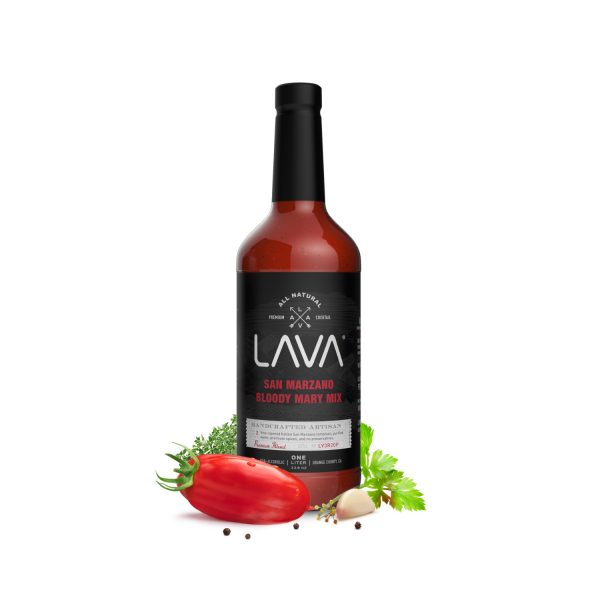LAVA San Marzano Premium Bloody Mary Mix Our Best Bloody Mary Mix Recipe