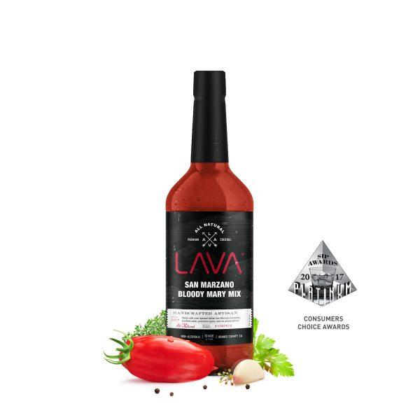 LAVA San Marzano Premium Bloody Mary Mix