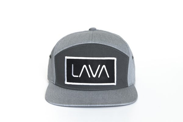 lava craft cocktail lifestyle bloody mary grey mens womens snapback leather cap hat