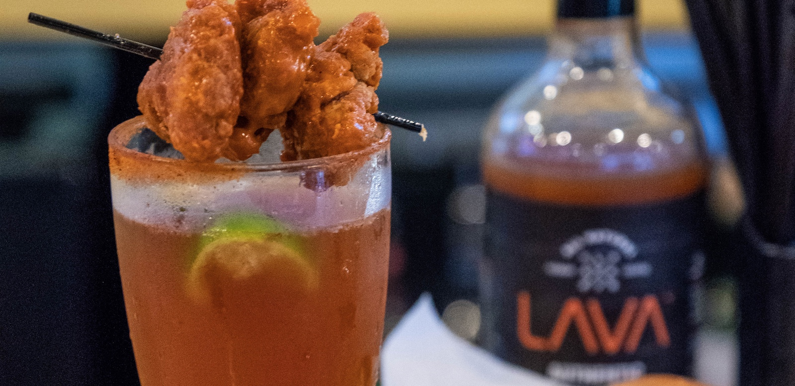 Micheladas Flowing Wild at Buffalo Wild Wings