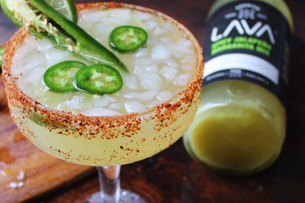 Spicy Jalapeno Margarita Recipe