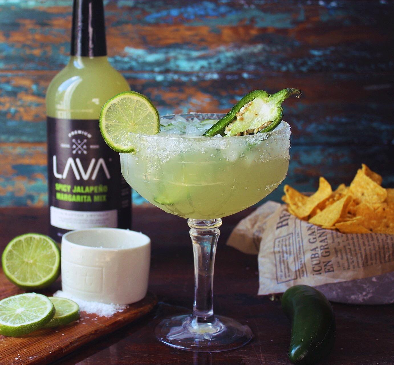 Delicious Spicy Jalapeno Margarita Mix Recipe